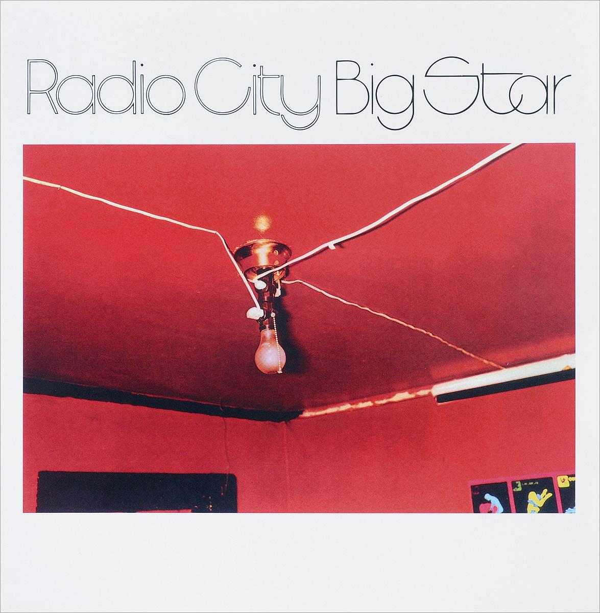Big Star Big Star. Radio City (LP) big star big star the best of 2 lp