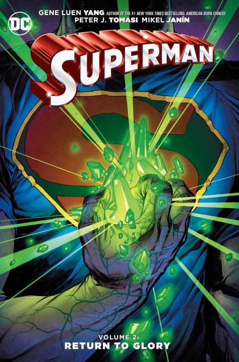 Superman Vol. 2: Return to Glory superman vol 2 return to glory