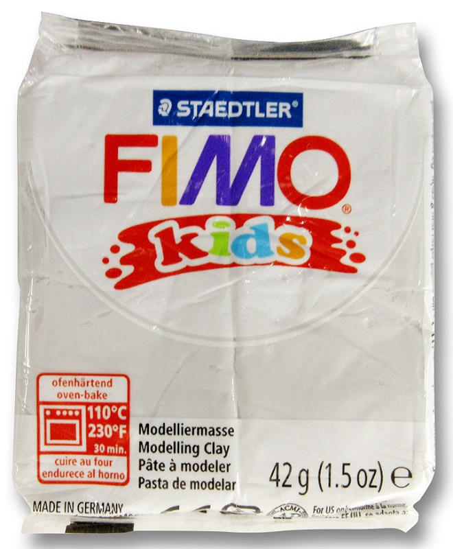 Fimo Kids Полимерная глина цвет светло-серый