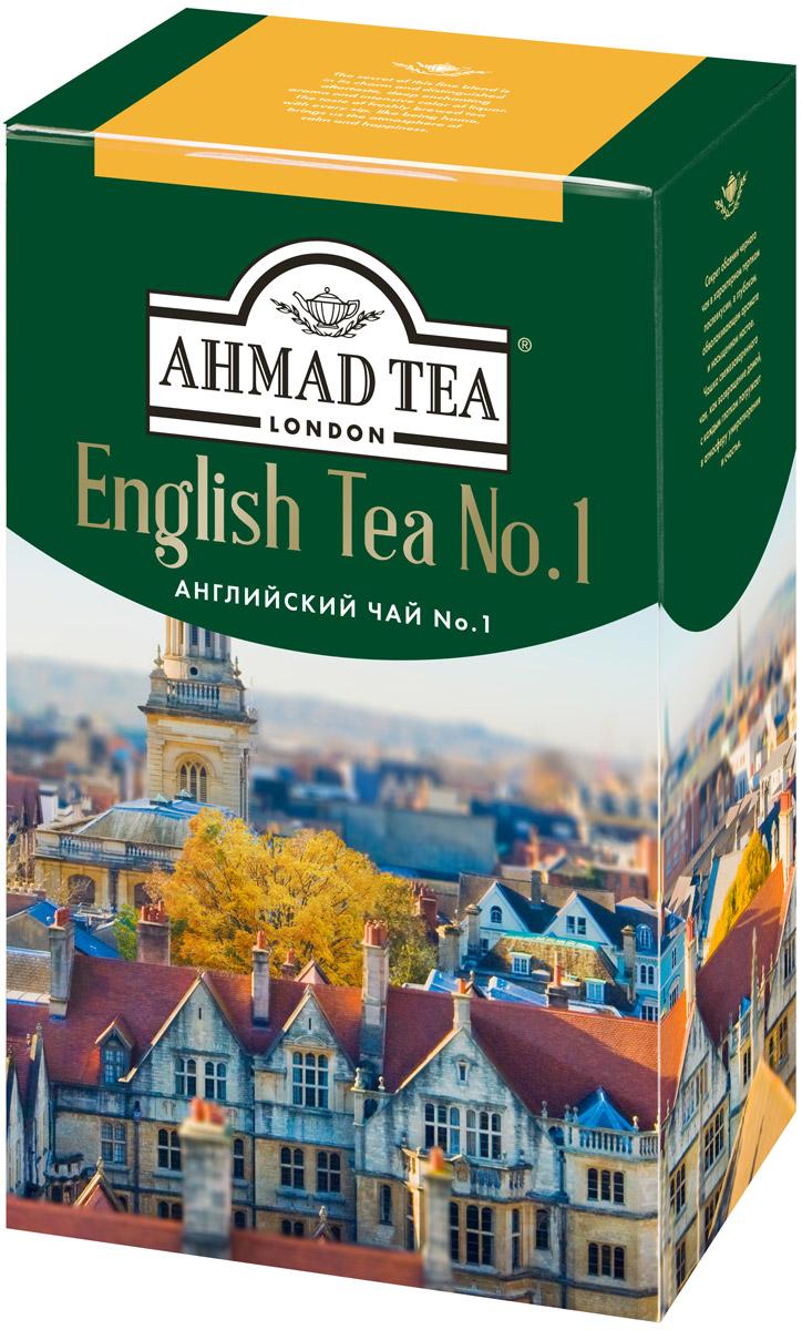 Ahmad Tea English Tea No.1 черный чай, 100 г black tea anhua two thousand tea senior handmade mahogany base baishaxi mahogany base