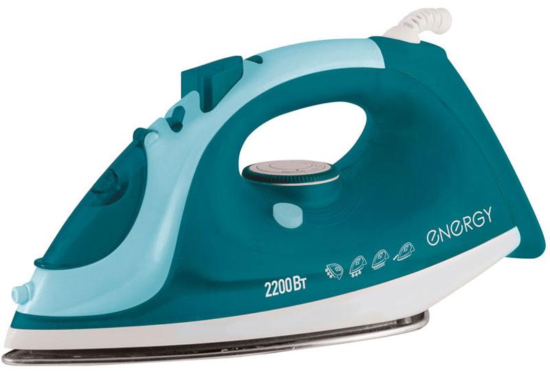 Energy EN-310, Turquoise утюг утюг energy en 310 turquoise