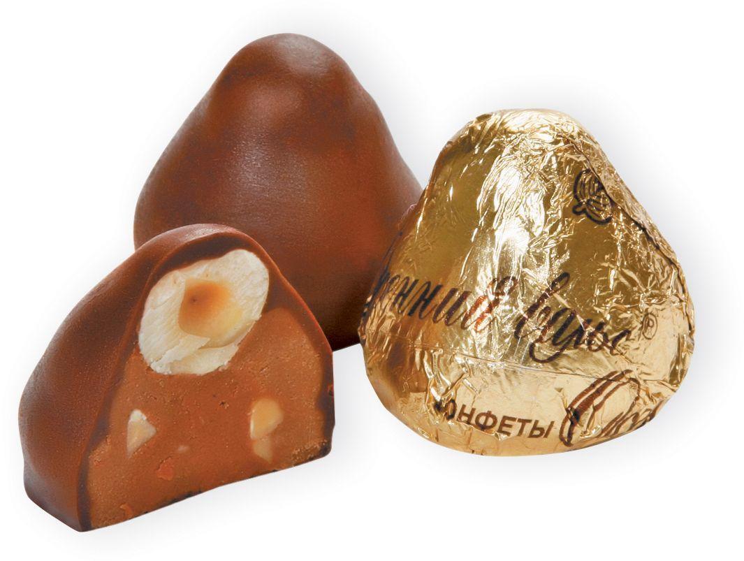 Фото - Рот-Фронт Осенний вальс куполообразные конфеты из пралине с добавлением орехов в шоколадной глазури, 250 г карамель рот фронт мечта 250 г