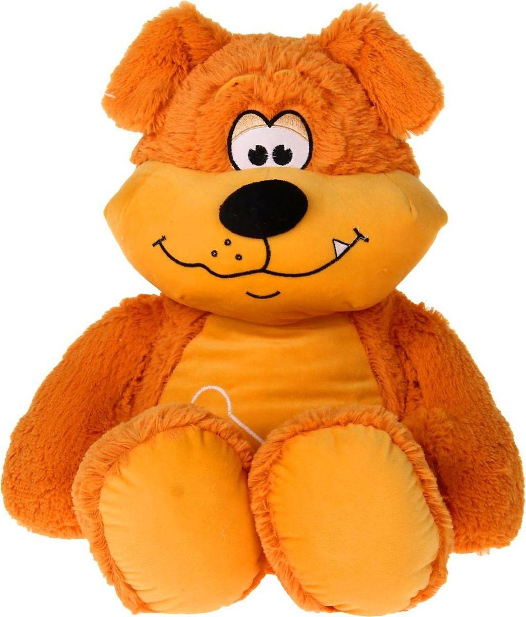 Картинка оранжевая игрушка