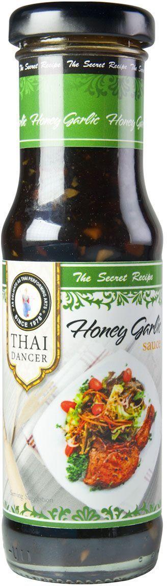 Thai Dancer Соус чесночный с медом, 150 мл соус чесночный
