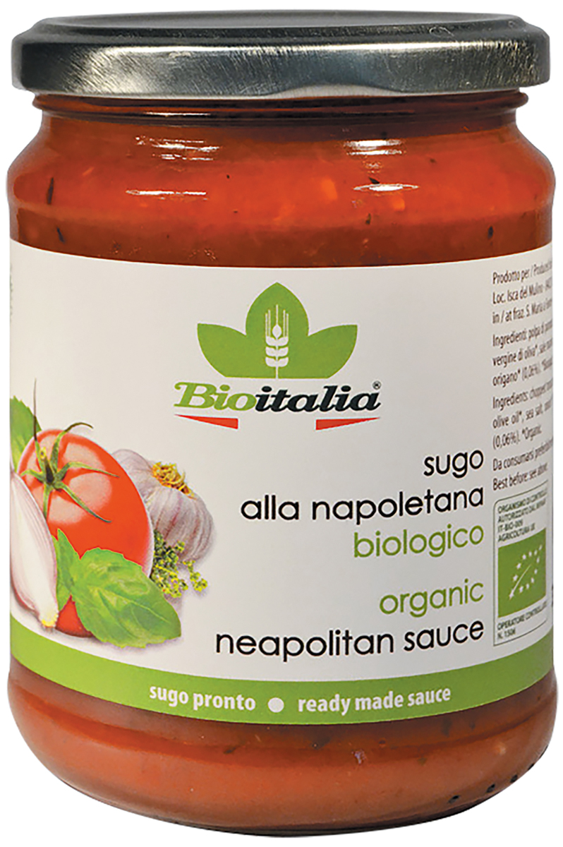Bioitalia соус томатный, 350 г romeo rossi соус томатный для пасты овощной 350 г