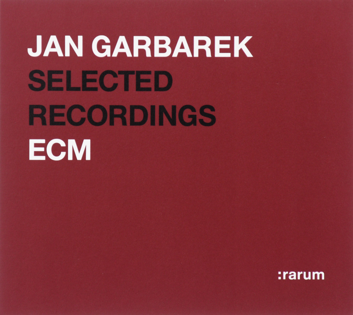 Ян Гарбарек Jan Garbarek. Selected Recordings (2 CD) недорого