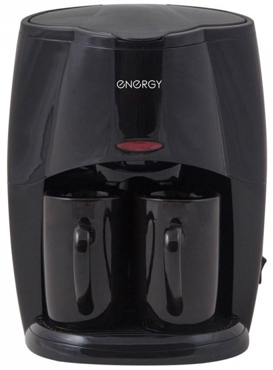 Кофеварка капельная Energy EN-601, Black Energy