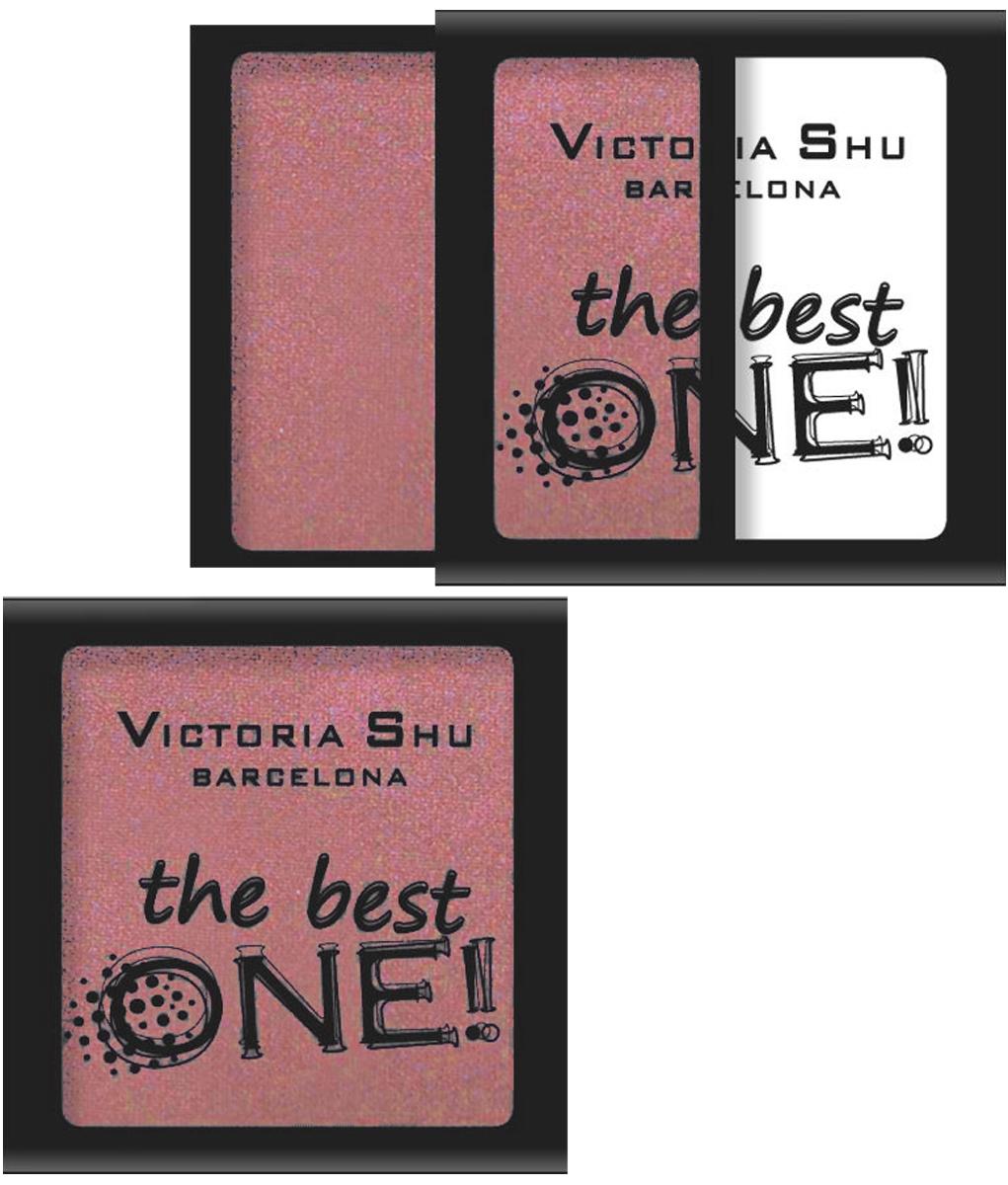 Victoria Shu Румяна The Best One №13, 2.3г румяна victoria shu the best one 14 цвет 14 пастельный variant hex name b97f73