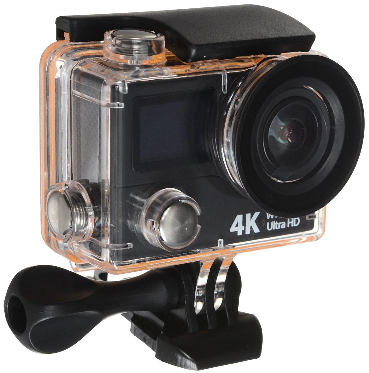 лучшая цена Eken H3R Ultra HD, Black экшн-камера