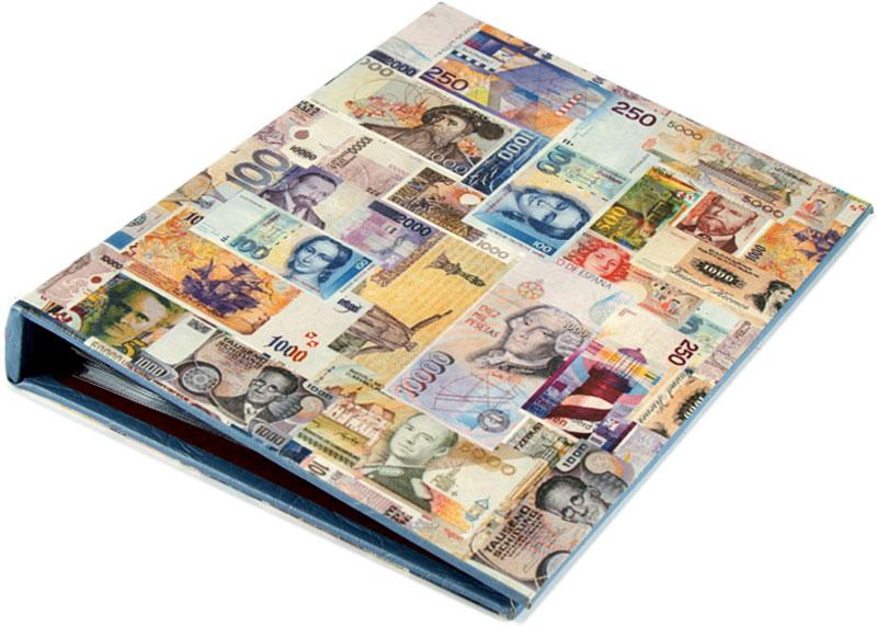 Альбом для банкнот Win Max, на 60 купюр, 29 х 25 см. 184289 ключница win max ключики 25 х 18 х 6 см