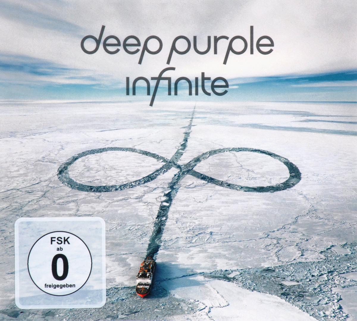 Deep Purple Deep Purple. Infinite (CD + DVD)