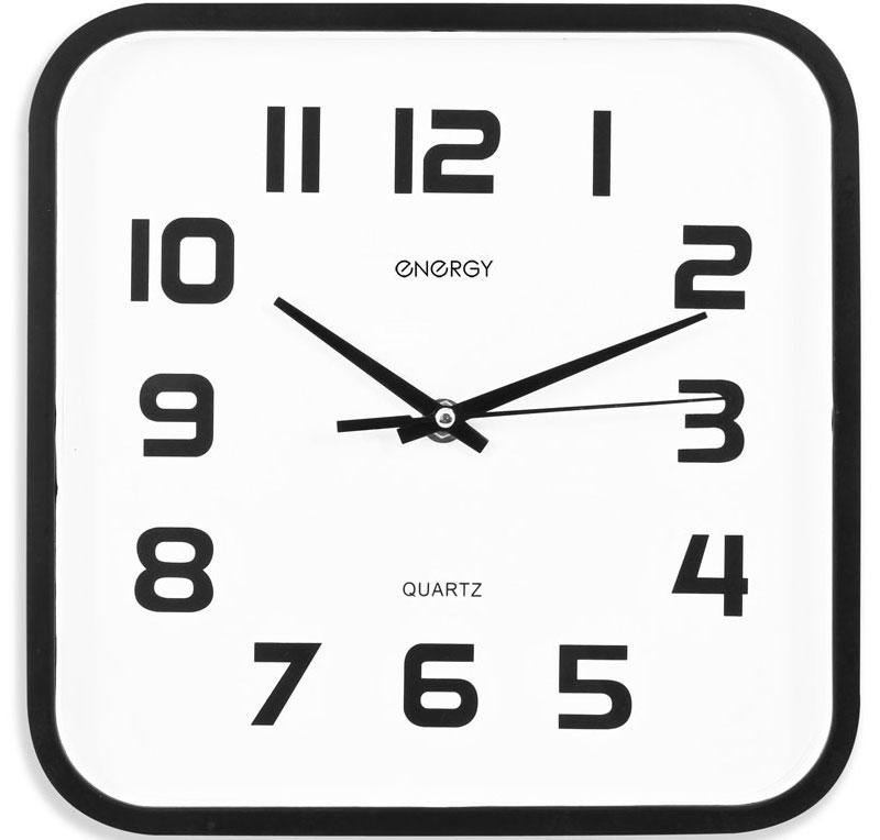 Energy ЕС-08 Квадратные настенные часы цена