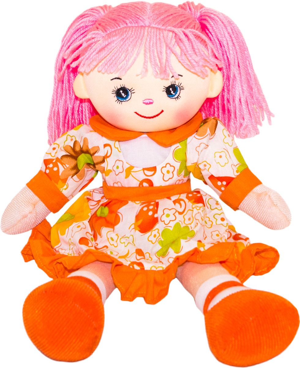 Gulliver Мягкая кукла Нектаринка 30 см