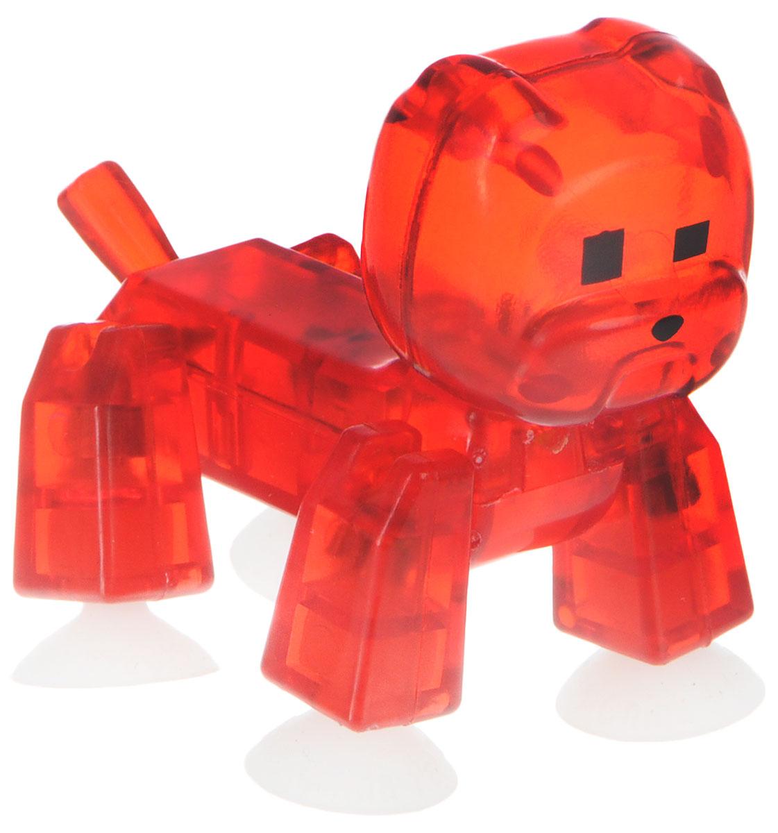 Stikbot Фигурка Питомцы Бульдог красный stikbot фигурка питомцы бульдог красный