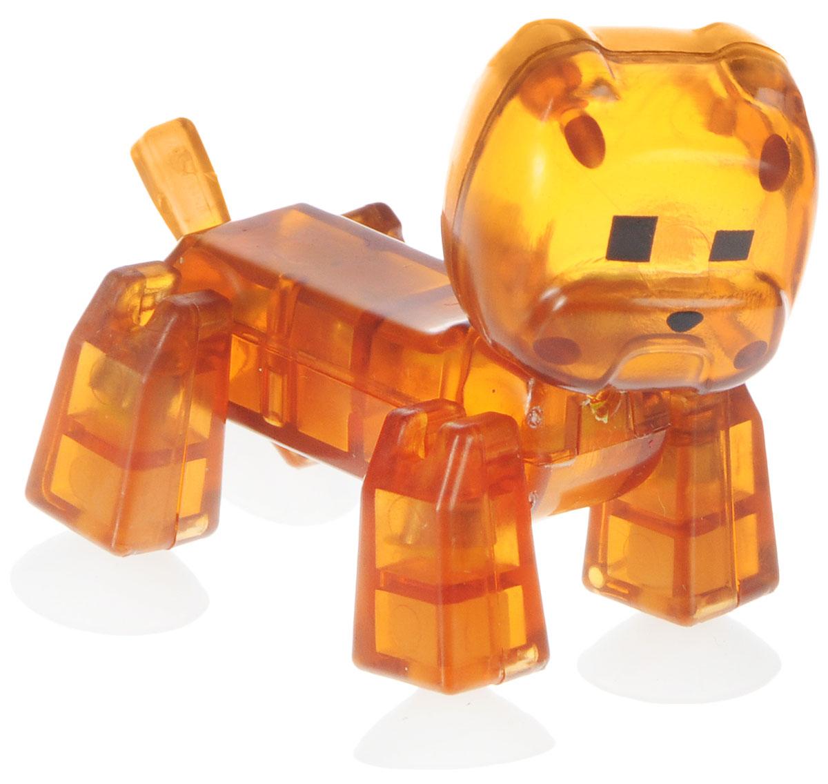 Stikbot Фигурка Питомцы Бульдог коричневый stikbot фигурка питомцы бульдог красный