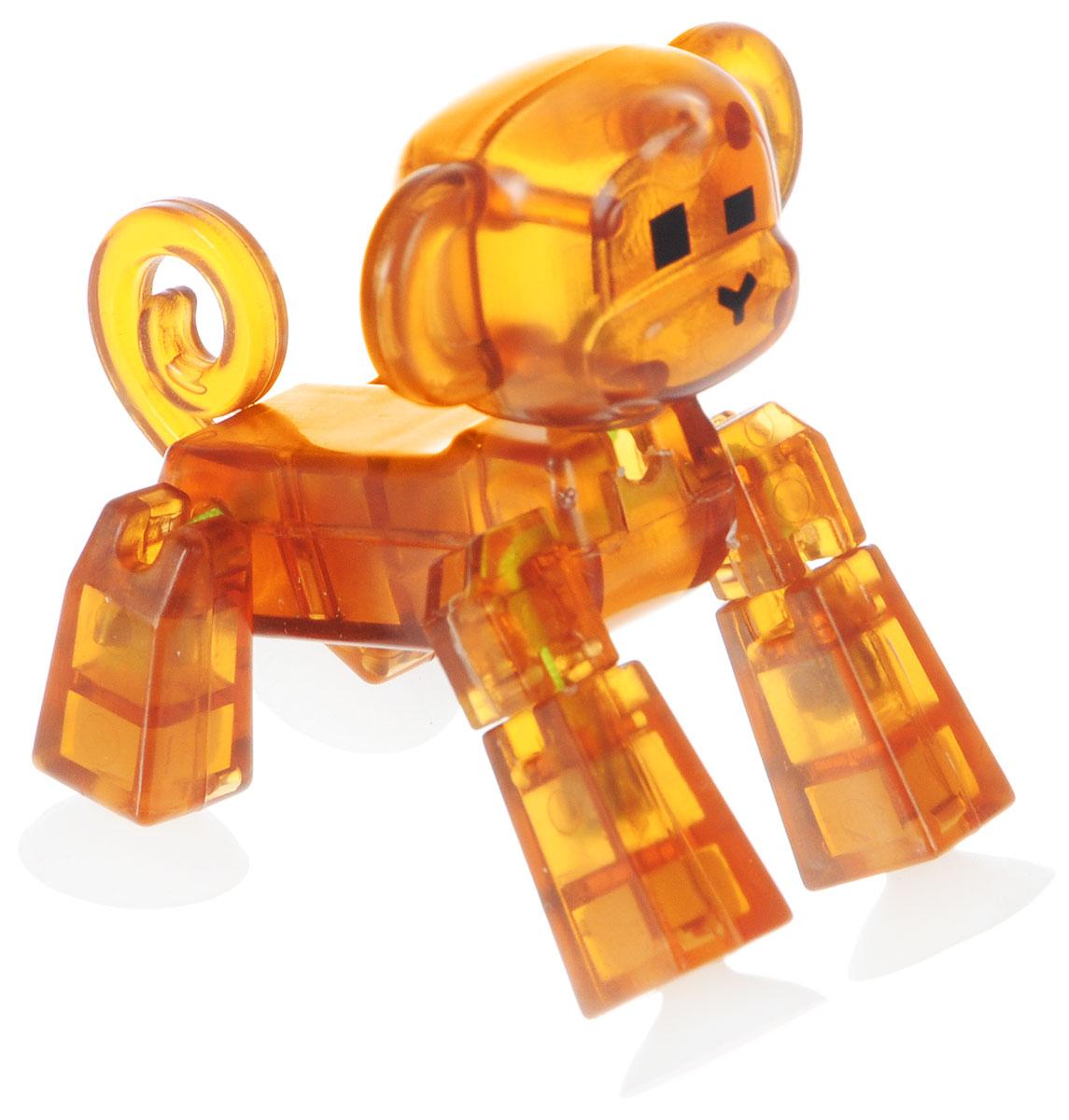 Stikbot Фигурка Питомцы Мартышка цвет коричневый stikbot фигурка питомцы бульдог красный