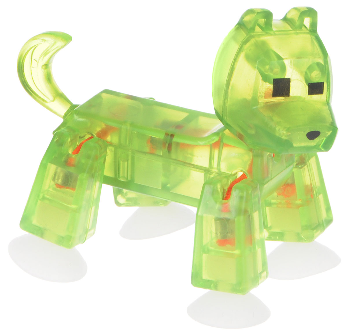 Stikbot Фигурка Питомцы Пес цвет зеленый stikbot фигурка питомцы бульдог красный