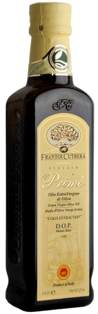 Frantoi Cutrera Оливковое масло нерафинированное Extra Vergine, 250 мл цены
