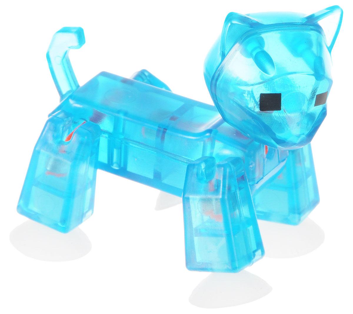 Stikbot Фигурка Питомцы Кот цвет синий stikbot фигурка питомцы бульдог красный