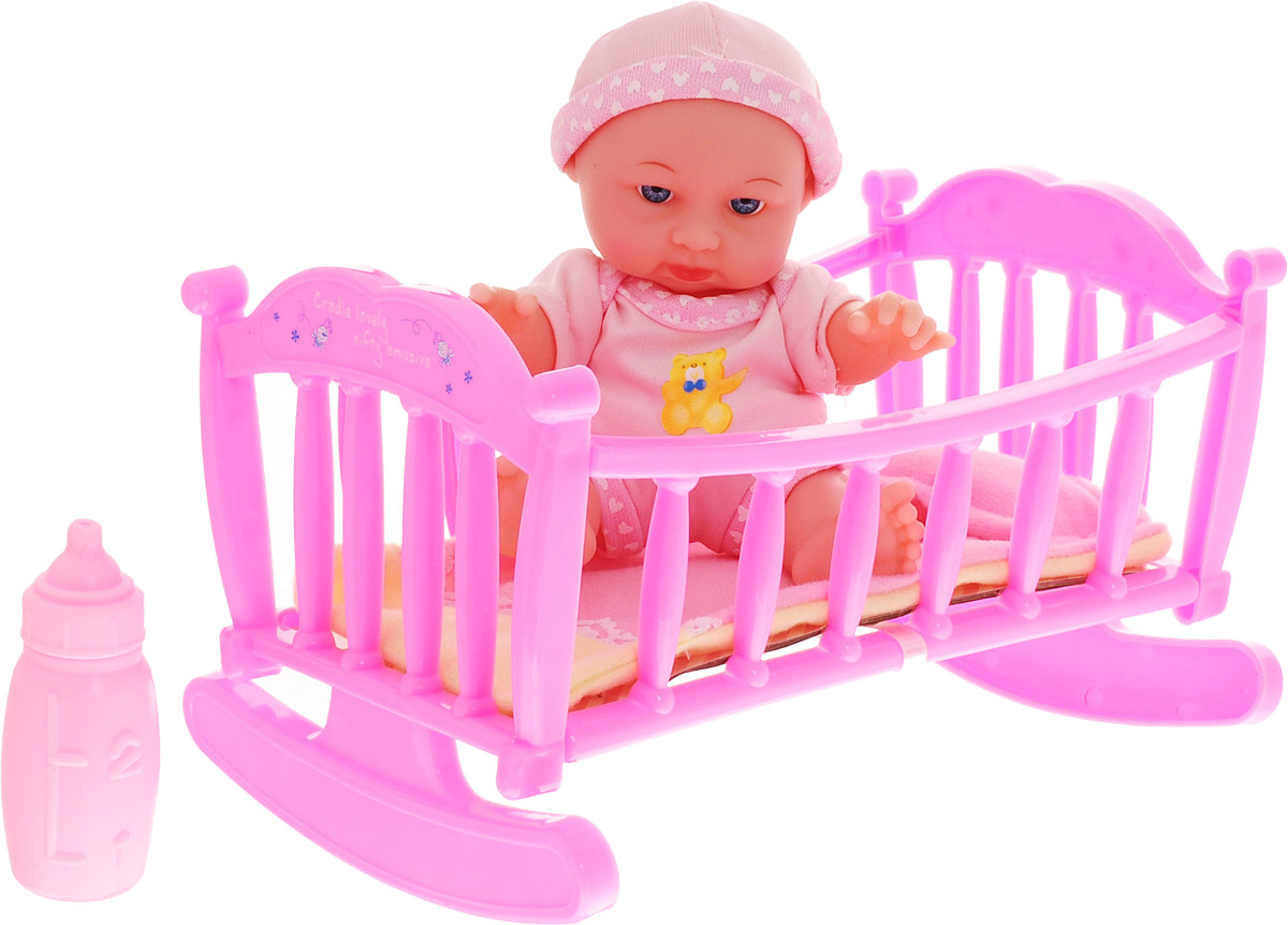 Карапуз Пупс Мой малыш цвет одежды светло-розовый