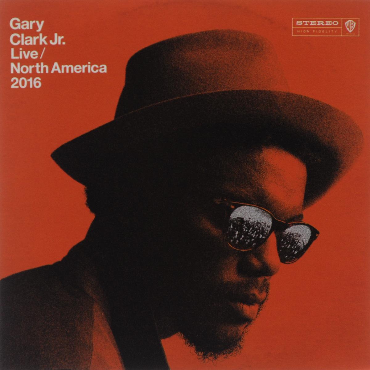 Гери Кларк Gary Clark Jr. Live / North America 2016 цена и фото