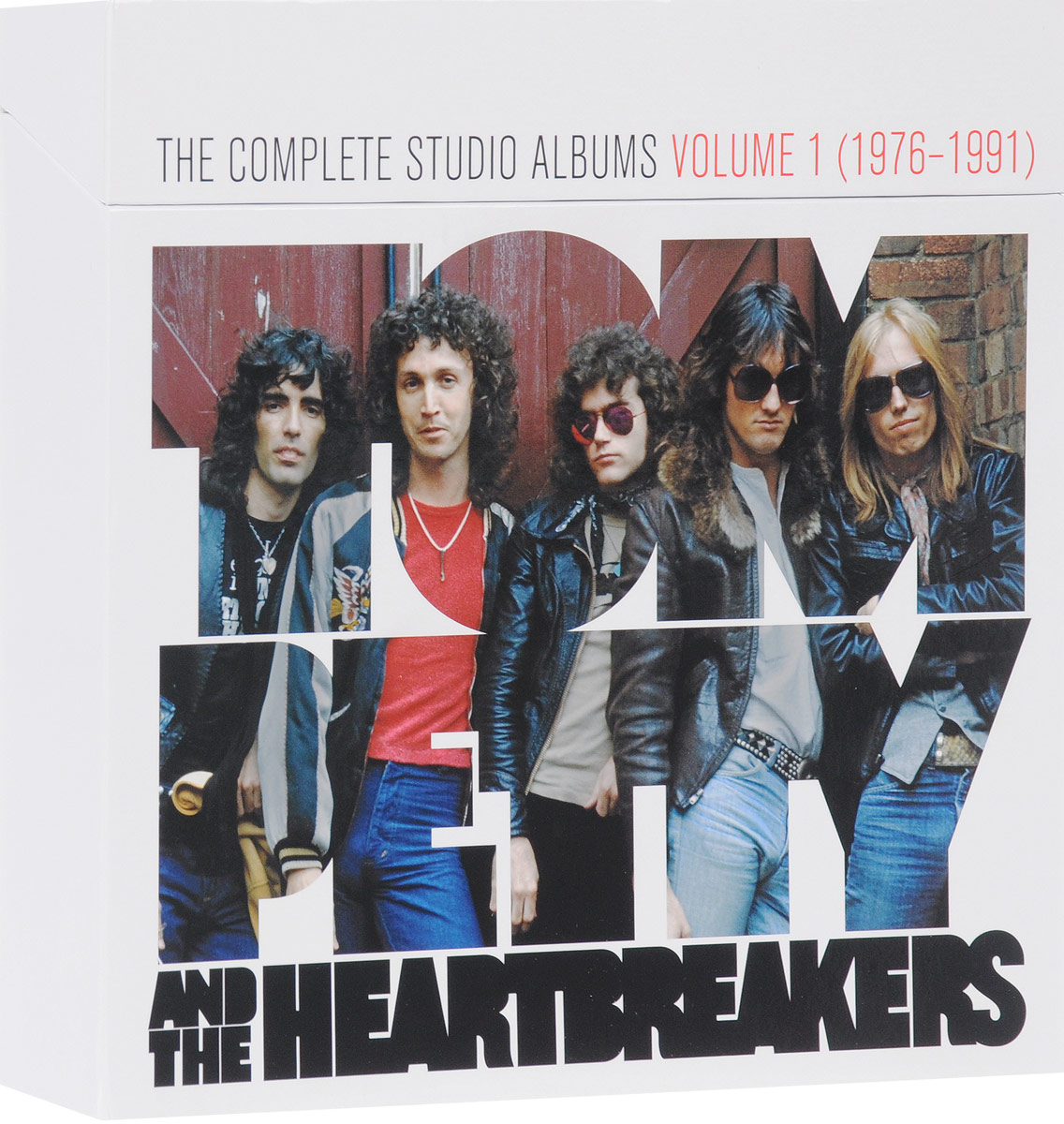 Том Петти,The Heartbreakers Tom Petty And The Heartbreakers. The Complete Studio Albums. Volume 1. (1976-1991) (9 LP) victor 1a097 size4 10 5 3 5 9 bbs 1a