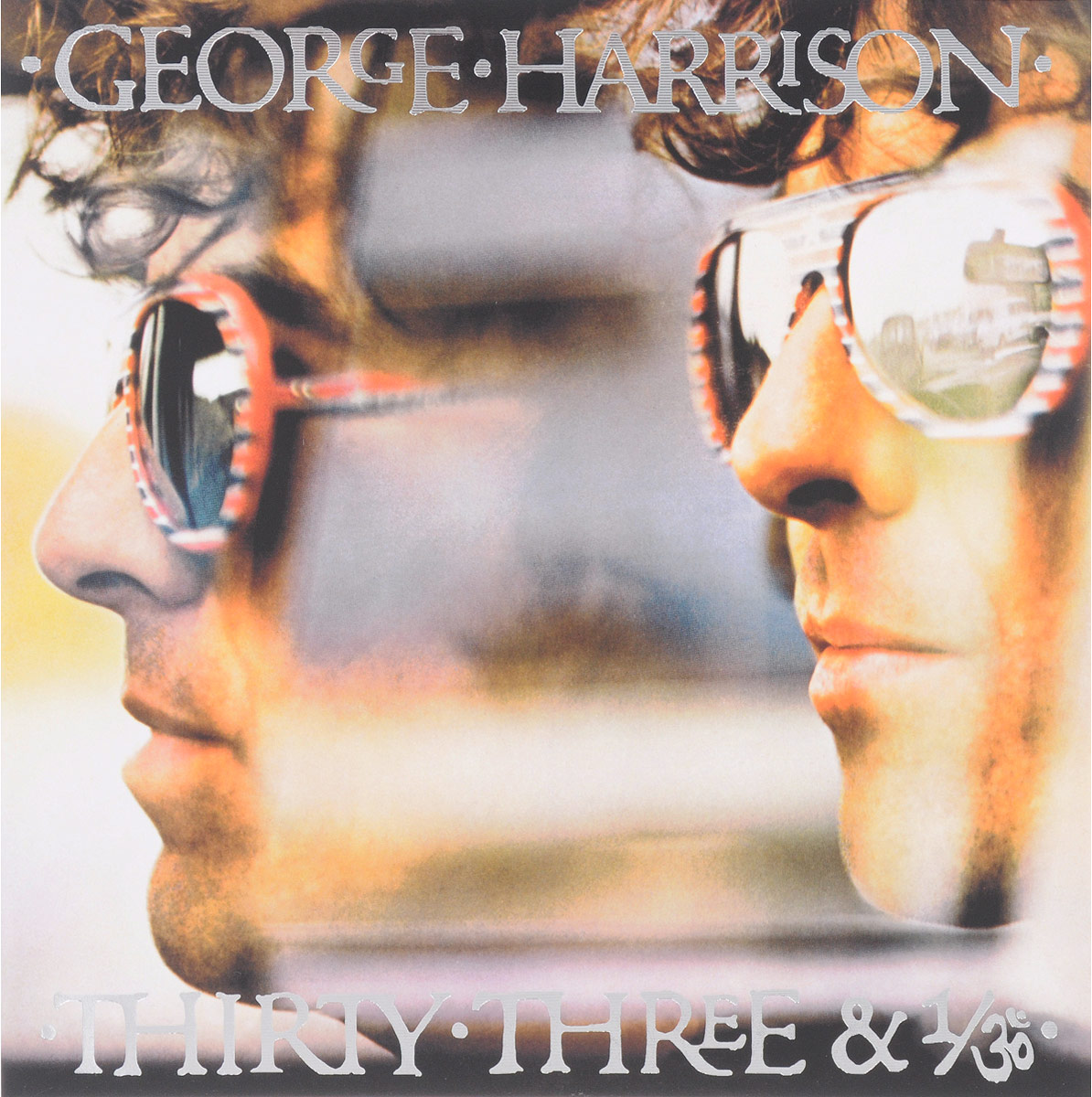 Джордж Харрисон George Harrison. Thirty Three & 1/3 (LP) джордж харрисон george harrison extra texture read all about it
