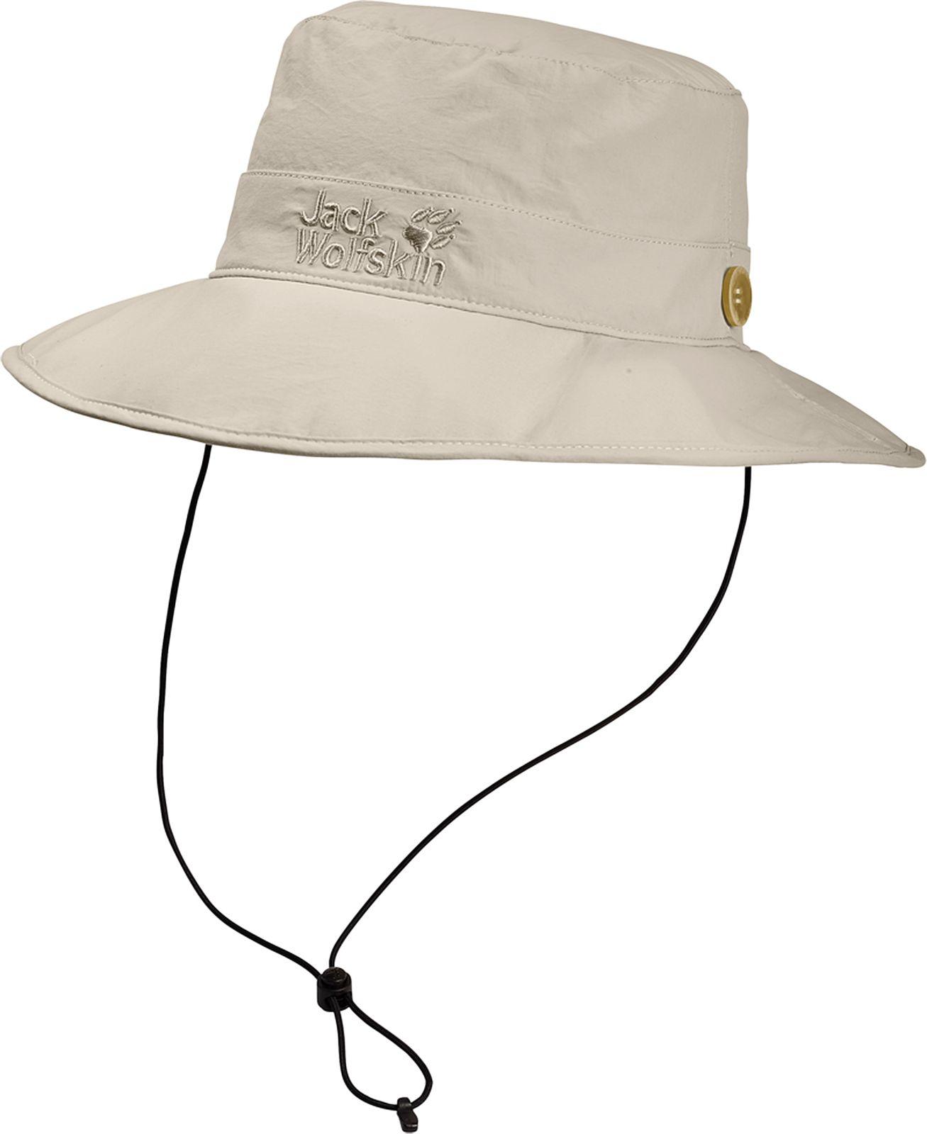 Панама Jack Wolfskin Supplex Mesh Hat панама jack wolfskin supplex sun hat