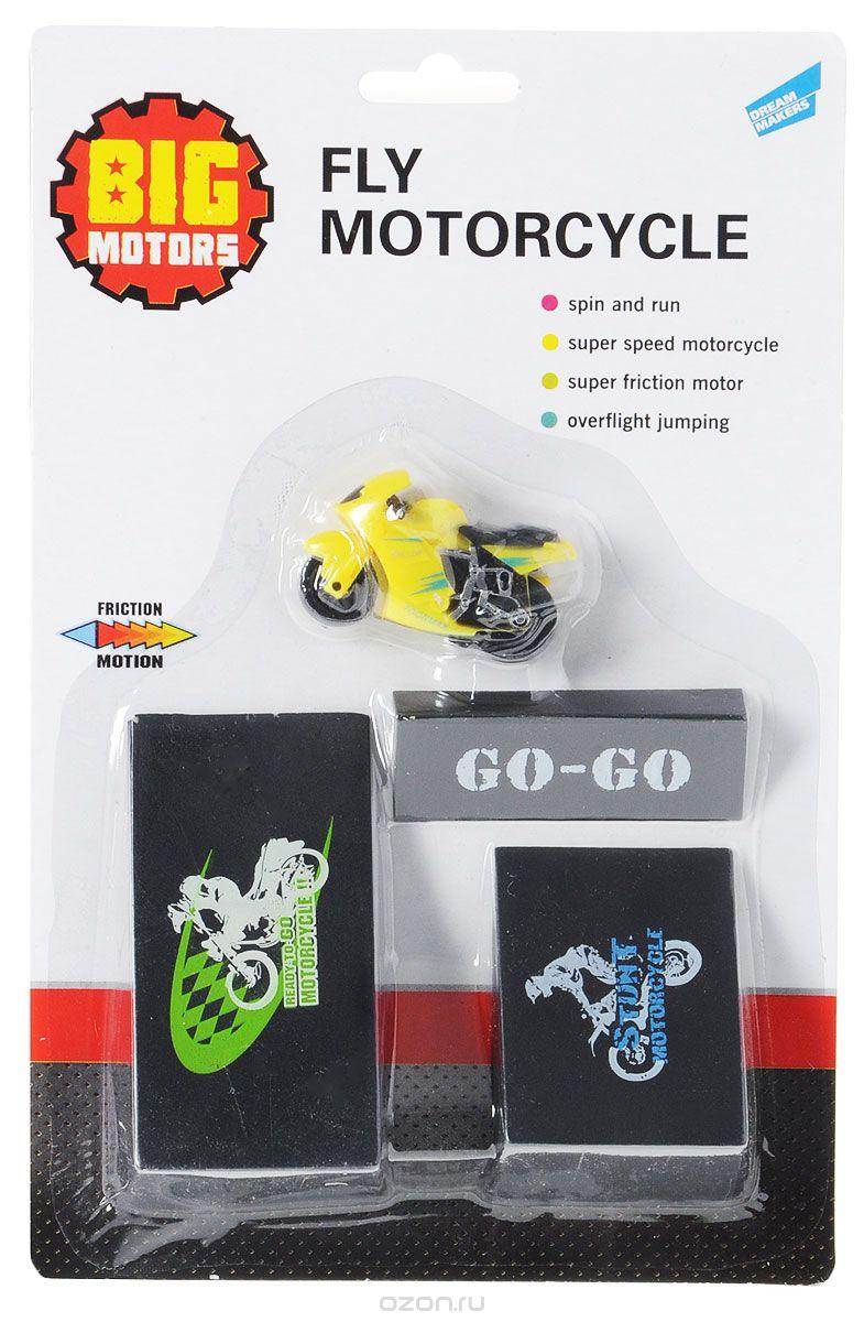 Big Motors Игрушечный трек Суперскоростной мотоцикл