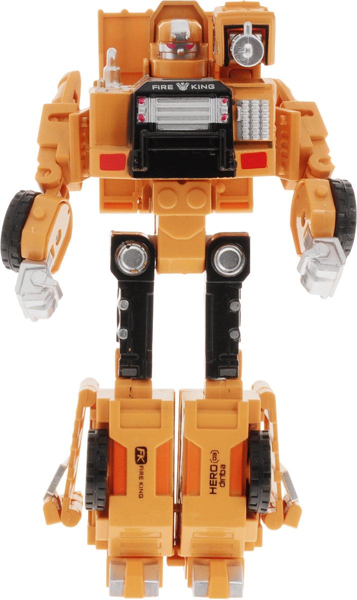 JRX construction Трансформер-строитель Hunter Самосвал63879Игрушка-трансформер JRX Hunter обязательно привлечет внимание вашего малыша. Трансформер имеет две вариации: первая - робот, вторая - самосвал. Превратить робота в точную модель машины не составит труда, достаточно лишь проявить конструкторскую смекалку. Уровень сложности: 3/3 Игрушка способствует развитию мелкой моторики, логики, пространственного мышления. Этот трансформер станет любимой игрушкой вашего ребенка. Порадуйте его таким замечательным подарком!