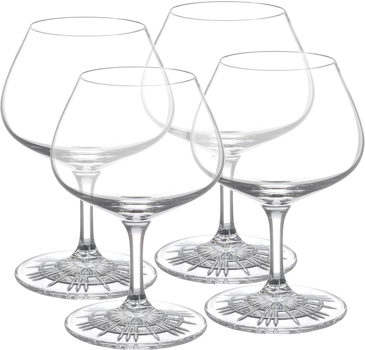 Набор бокалов для коньяка Spiegelau Perfect Cocktail Glass, 205 мл, 4 шт набор бокалов бокалов spiegelau authentis 12 предметов