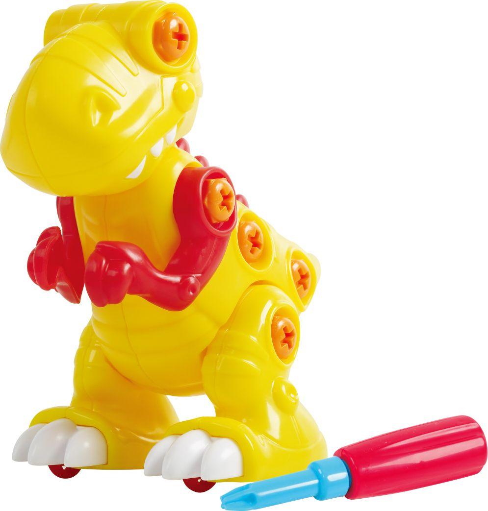 Playgo Конструктор Собери динозавра Play Тираннозавр