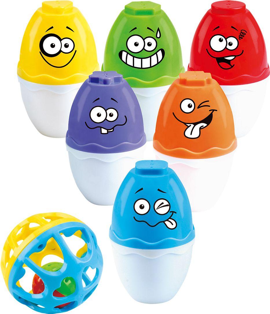 Playgo Развивающая игрушка Боулинг