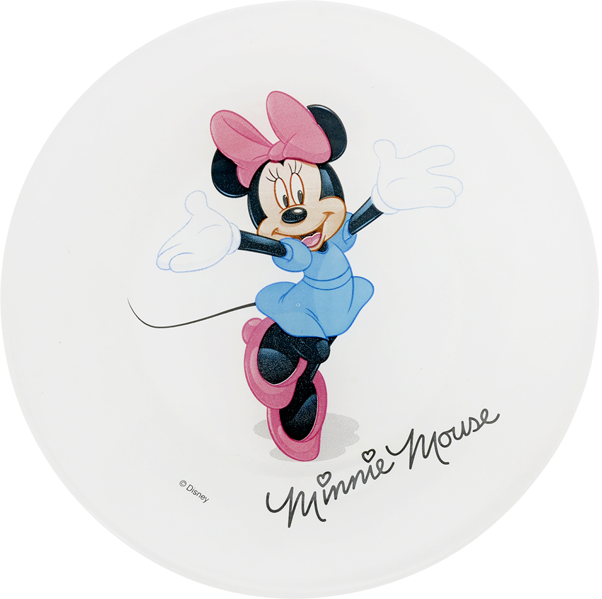 "Тарелка десертная Luminarc ""Minnie Colors"", диаметр 19,5 см"