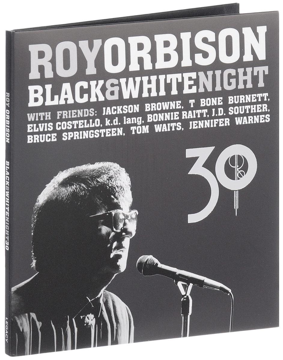 Рой Орбисон Roy Orbison. Black & White Night 30 (CD + DVD) рой орбисон хэнк уильямс старший roy orbison the mgm years 13 cd