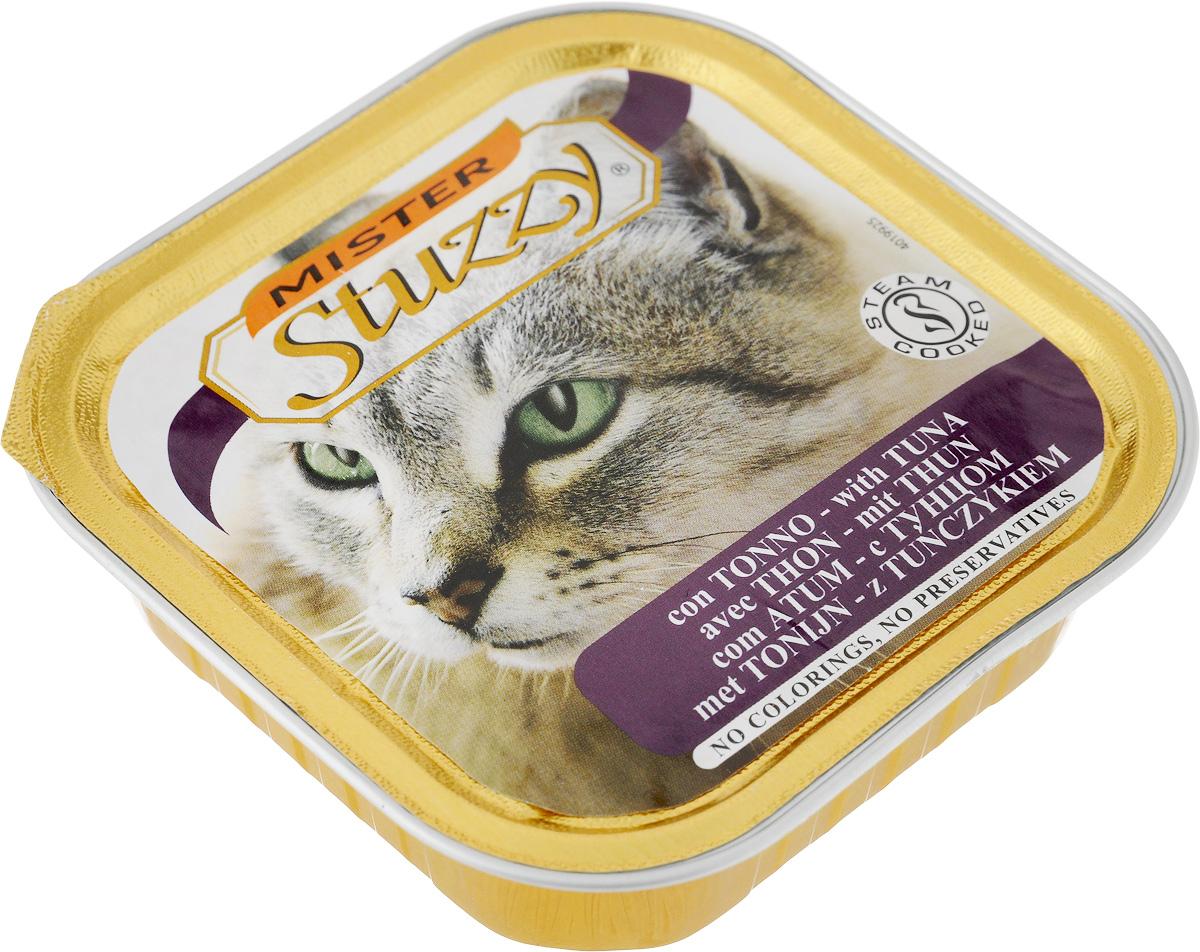 """Консервы для кошек Stuzzy """"Mister"""", с тунцом, 100 г"""