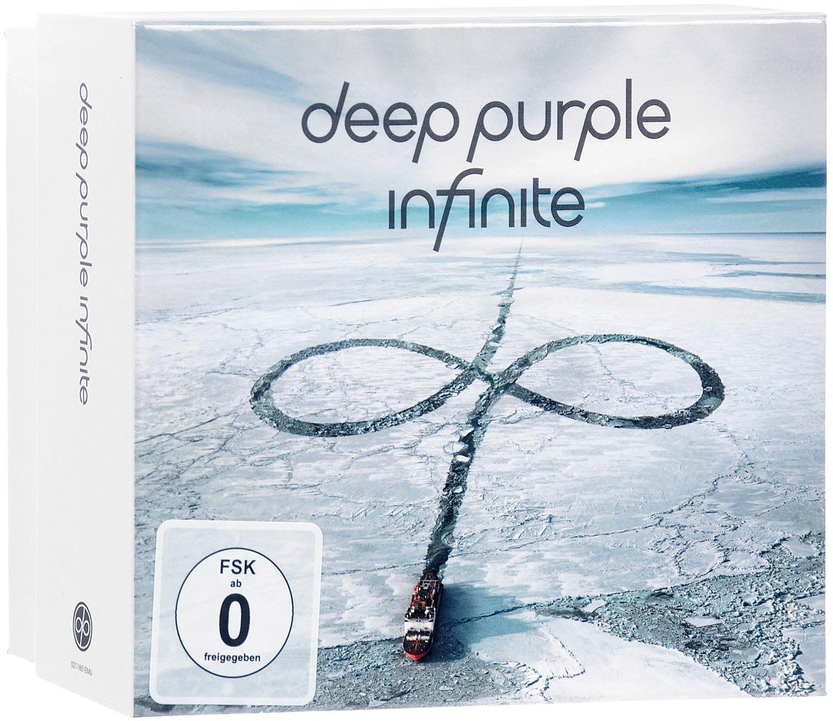Deep Purple Deep Purple. Infinite (CD + DVD + футболка)
