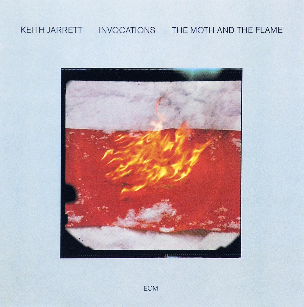 Кейт Джарретт Keith Jarrett. Invocations / The Moth And The Flame (2 CD) цена и фото