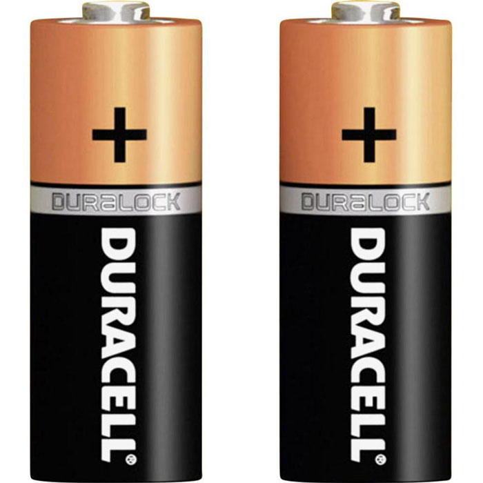 Набор алкалиновых батареек Duracell Basic, тип AA, 2 шт цена и фото