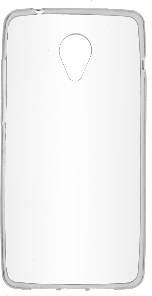 Skinbox Slim Silicone чехол для Huawei Honor 6X, Transparent