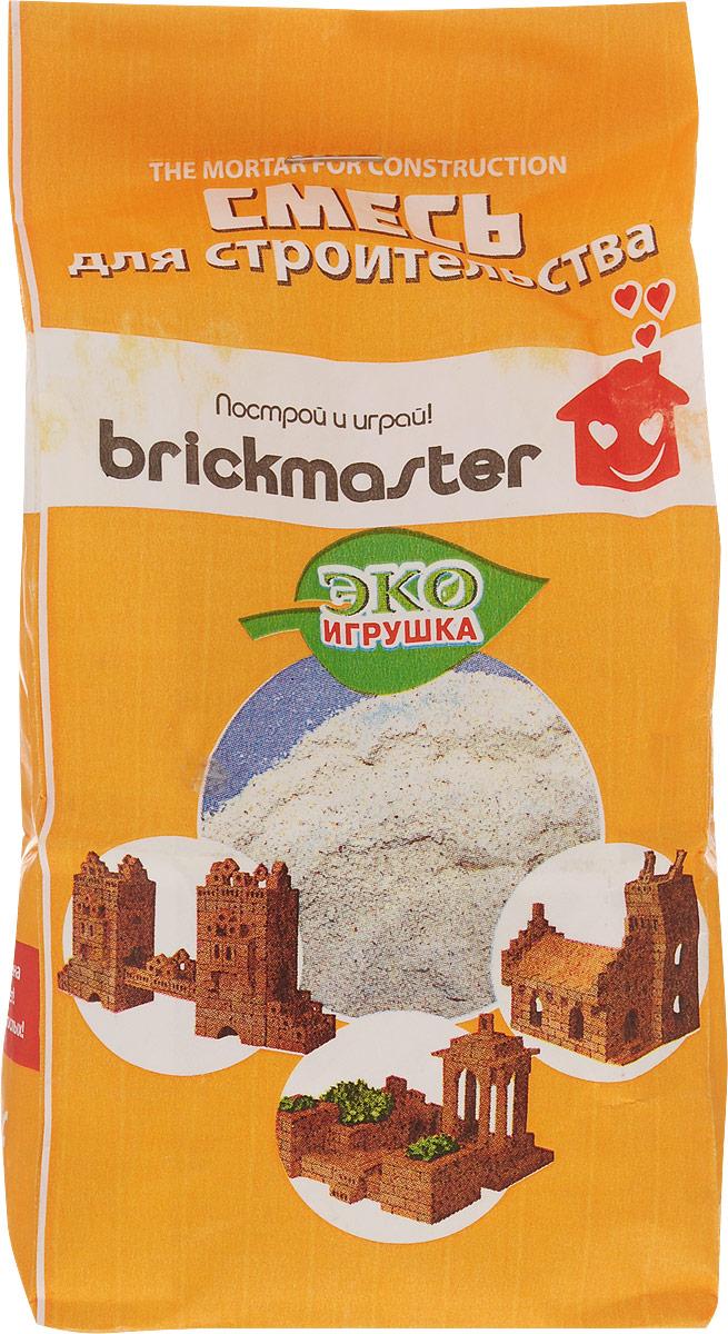 Brickmaster Смесь для строительства104Специальная экологичная смесь для скрепления кирпичиков из наборов Brickmaster. Кирпичики можно использовать неограниченное количество раз, но для того, чтобы постройки получались устойчивыми, необходимо скреплять их строительной смесью. В наборе 950 грамм специального детского цемента. Он изготовлен из смеси речного песка и кукурузного крахмала, поэтому совершенно безопасен для детей. С запасом скрепляющей смеси ребенок сможет побыть в роли строителя и архитектора, сколько захочет. Рекомендуем!