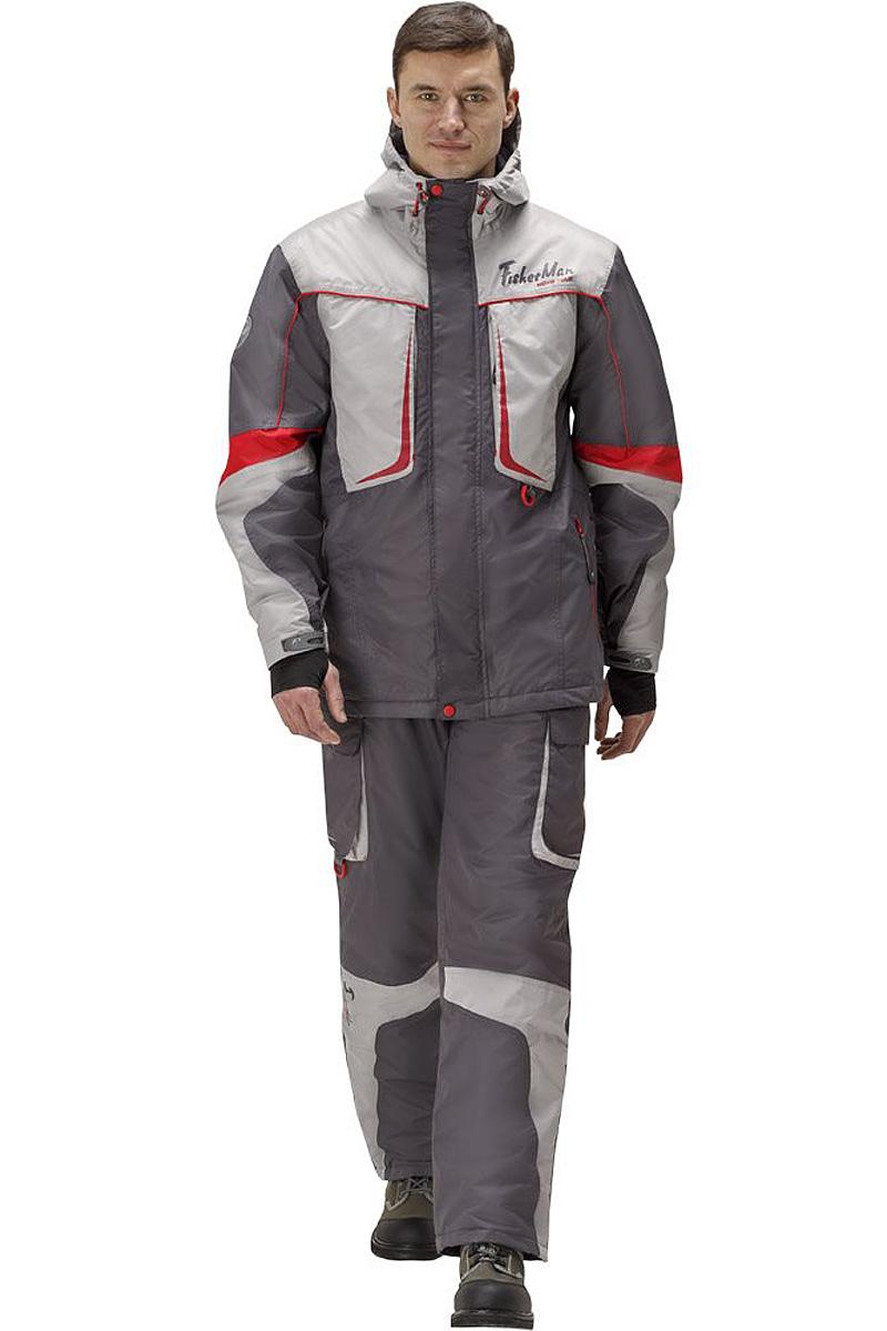 Костюм рыболовный FisherMan Nova Tour костюм для зимней рыбалки fisherman nova tour буран норд s 46233 901 s