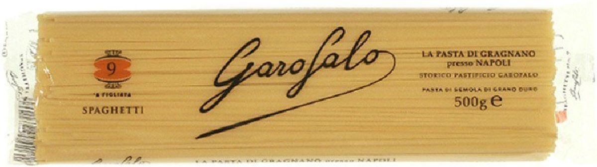 "Garofalo ""Спагетти"" № 9, 500 г"