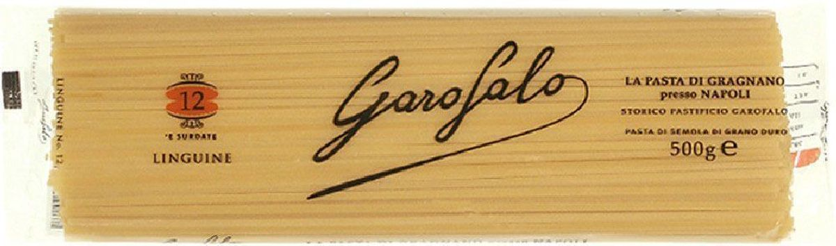 """Garofalo """"Лингуине"""" тонкие полосы лапши № 12 , 500 г"""