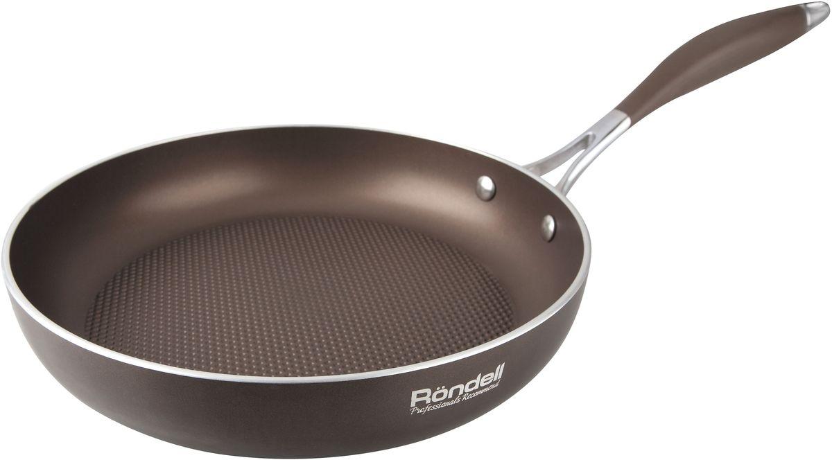 """Сковорода Rondell """"Mocco"""", с антипригарным покрытием. Диаметр 20 см"""