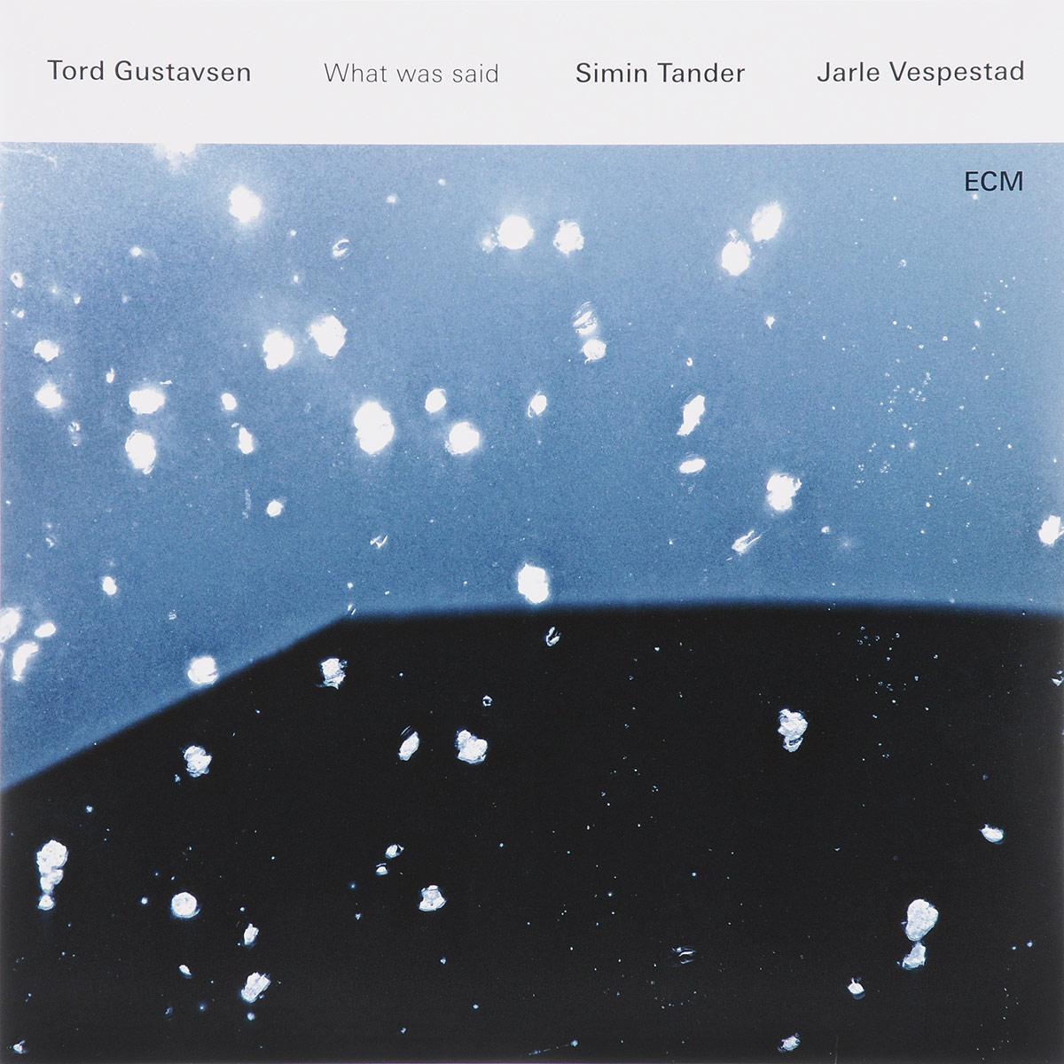 лучшая цена Tord Gustavsen,Simin Tander,Jarle Vespestad Tord Gustavsen, Simin Tander, Jarle Vespestad. What Was Said (2 LP)