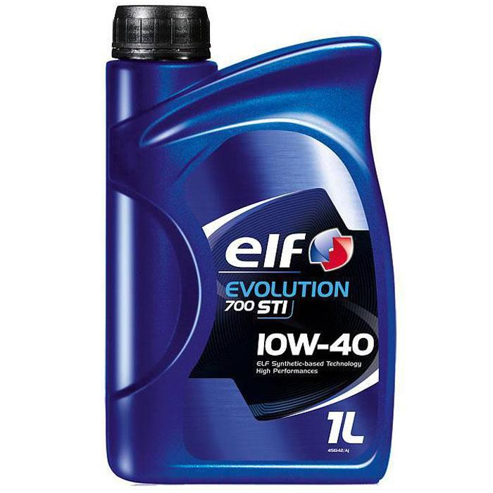 цена на Моторное масло Elf Evolution. 700 STI, 10W-40