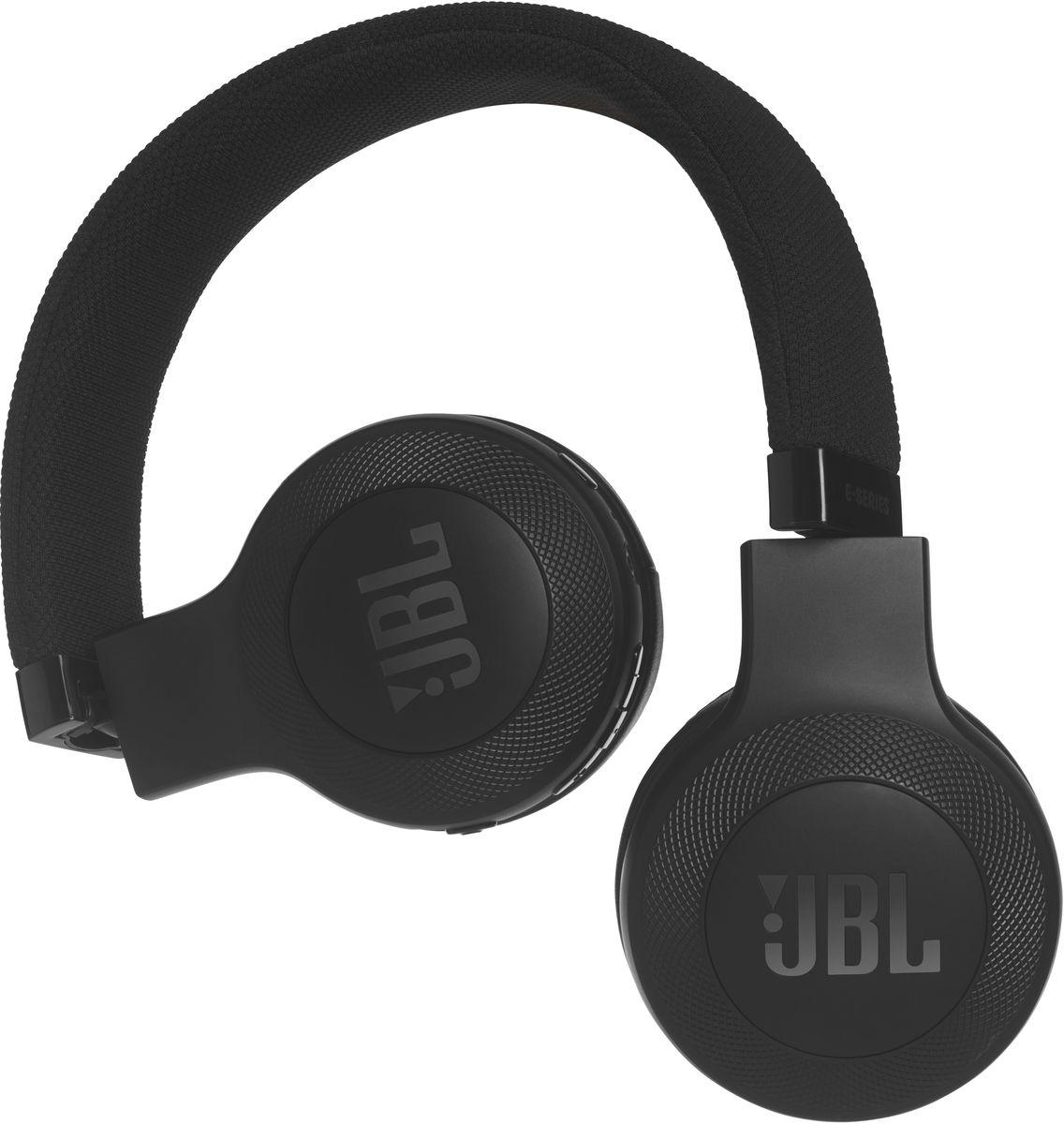 JBL E45BT, Black беспроводные наушники