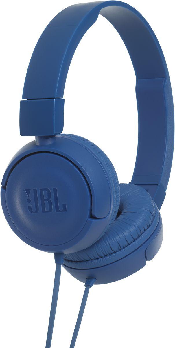 JBL T450, Blue наушники