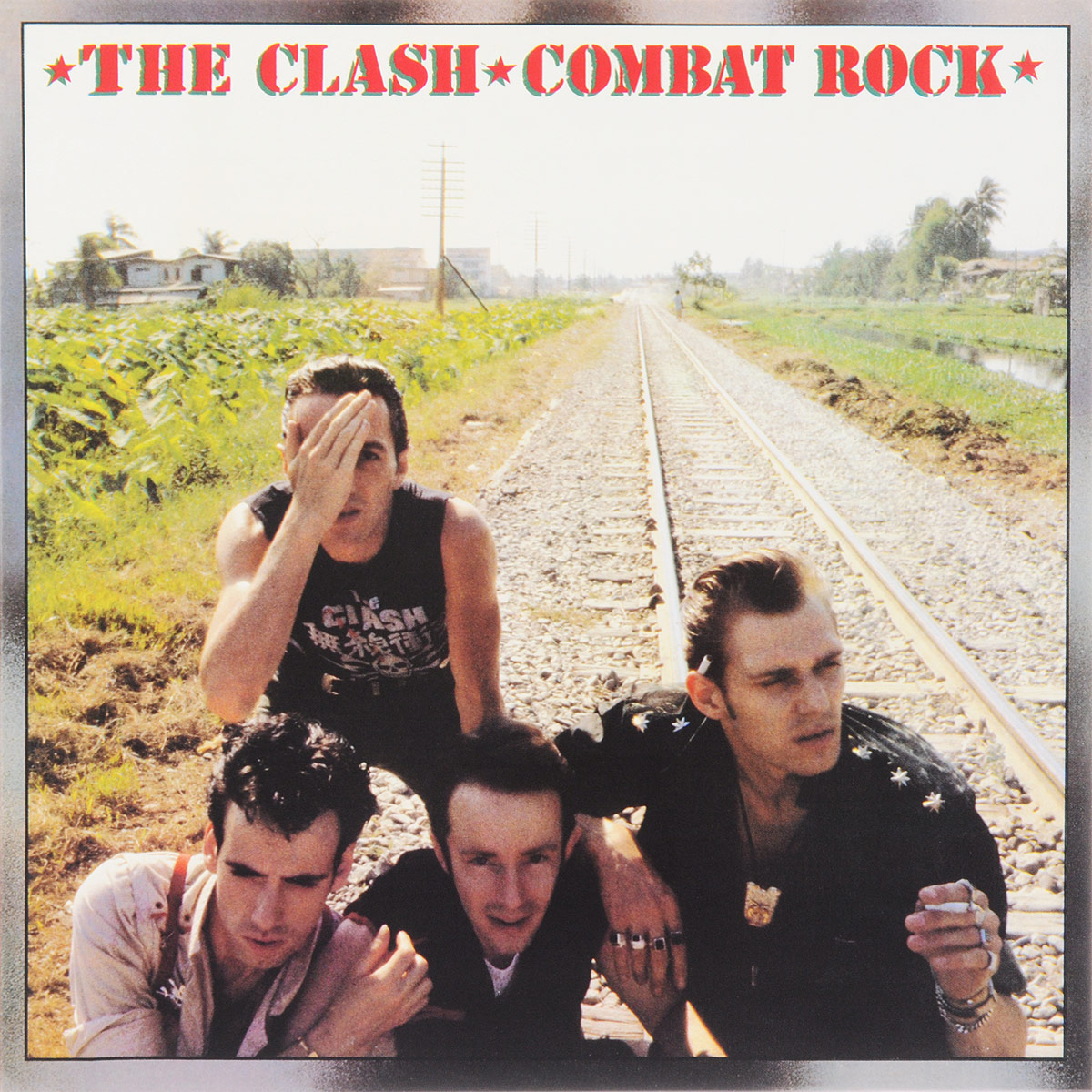 цена на The Clash The Clash. Combat Rock (LP)